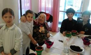 Orto con i nonni!