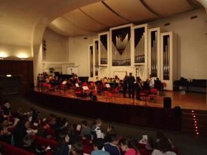 Musica al Pollini di Padova