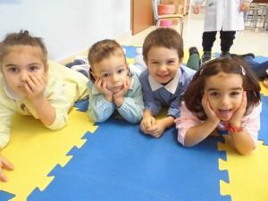 Benvenuti a scuola piccoli leoncini!