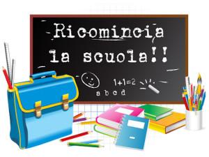 Un nuovo anno scolastico sta per ricominciare!!